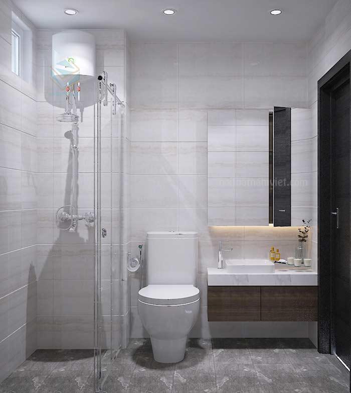 nhà tắm vệ sinh