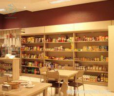 Thiết kế cửa hàng bánh ngọt nhỏ hoặc lớn