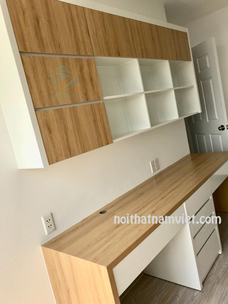 Thi công nội thất căn hộ chung cư 60m2