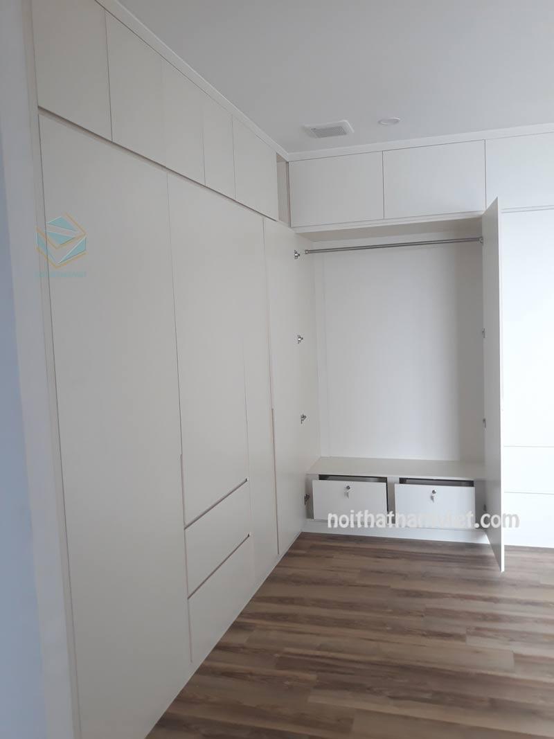 Thi công nội thất căn hộ cao cấp Landmark 81 150m2 3pn