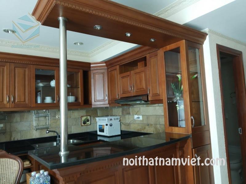 Thiết kế thi công nội thất gỗ tự nhiên cho nhà đẹp