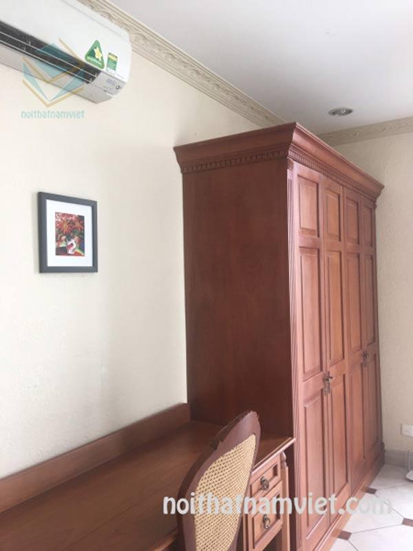 Thiết kế thi công nội thất gỗ tự nhiên