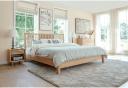 Giường ngủ gỗ tự nhiên trang nhã GN-014