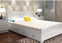 Giường ngủ gỗ tự nhiên hiện đại GN-016