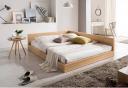 Giường ngủ dáng thấp kiểu dáng hiện đại GN-019