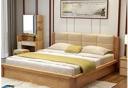 giường ngủ gỗ tự nhiên trang nhã GN-015